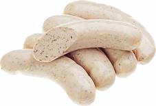 Колбаски белые Мюнхенские ~500г