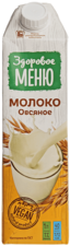 Молоко овсяное 1% жир., 1л