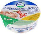 Сыр Маскарпоне 80% жир. Швейцария, 250г