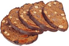 Хлеб Праздничный ржано-пшеничный 205г