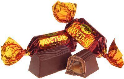 Конфеты шоколадные Достык 250г