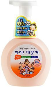 Пенное мыло для рук с ароматом персика 250мл