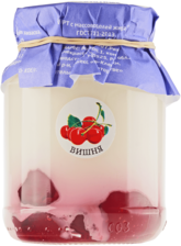 Йогурт термостатный Вишня 3,2% жир., 250г
