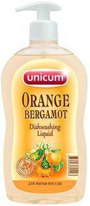 Средство для мытья посуды Апельсин-бергамот 550мл