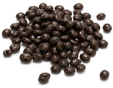 Кофейные зерна в шоколадной глазури 100г