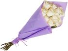 Пленка для упаковки цветов Сиреневая