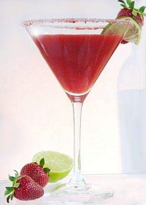 Клубничный дайкири (коктейль)