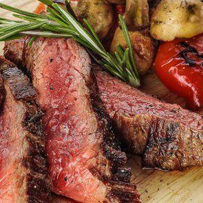 Как приготовить правильный стейк?