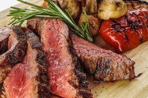 Секреты приготовления стейка из мраморного мяса