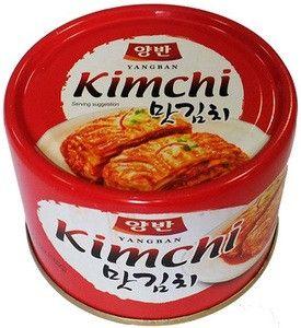 Капуста корейская Кимчи 160г