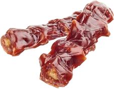 Чурчхела вишневая с грецким орехом 80г
