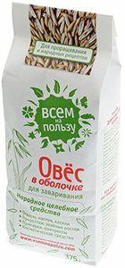 Овес Organic в оболочке 375г