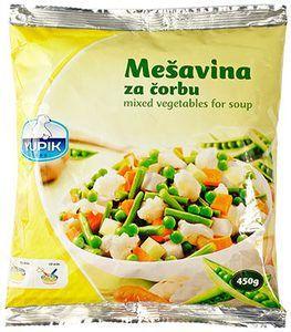 Смесь овощная для супа 450г