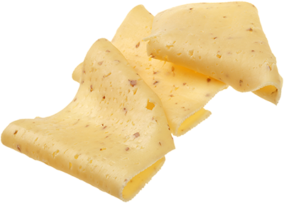Сыр с грецким орехом 50% жир., 150г