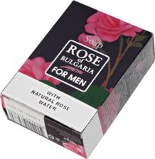 Мыло мужское Rose of Bulgaria 100г