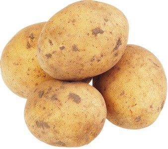 Картофель немытый 2,5кг