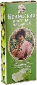 Белевская пастила Зеленый виноград 250г