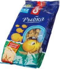 Печенье крекер Рыбка 300г