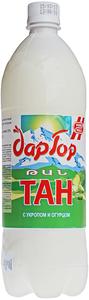 Тан с укропом и огурцом 1,8% жир., 1л