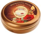 Крем для лица питательный Аргана и Роза 150мл