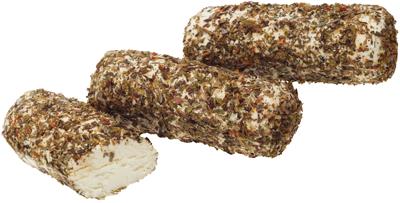Сыр творожный поленце в травах 200г РАСПРОДАЖА
