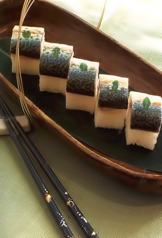 Суши с сельдью