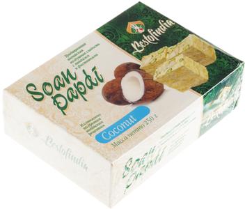 Халва Соан Папди с кокосом 250г