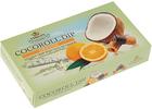 Конфеты Коко-роллы с шоколадом и апельсином 60г