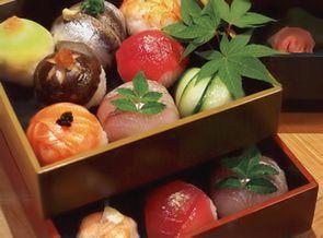 Суши - шарики ассорти (Темари суши)
