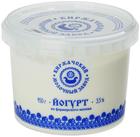 Йогурт натуральный 3,5% жир., 450г