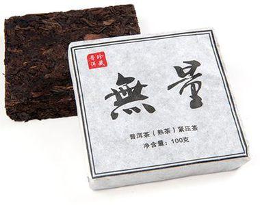 Чай Шу Пуэр Улянь  100г
