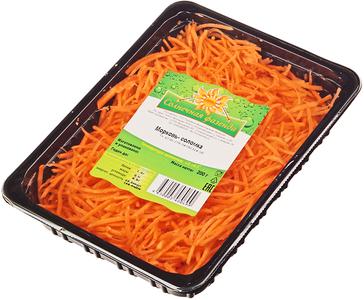 Морковь соломка 200г