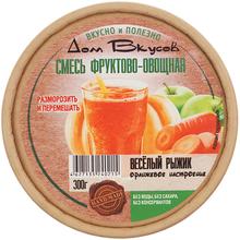 Смузи Тыква, Морковь и Яблоко 300г