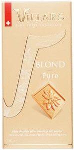 Шоколад белый Blond Pure 100г