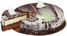 Торт Два Шоколада 1,06кг