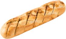 Мини-багет с чесноком замороженный 3шт*175г