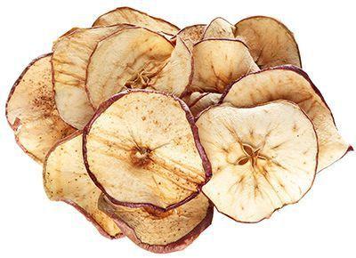 Яблочные чипсы Красное яблоко 25г