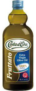 Масло оливковое Фруттато Extra Virgin 0,5л