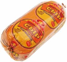 Сыр колбасный копченый 30% жир., 400г