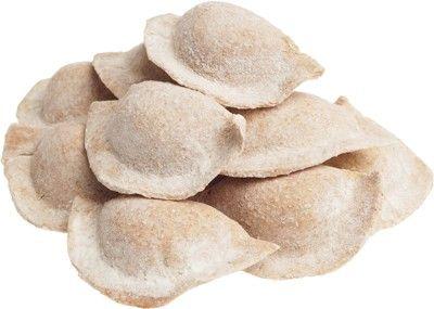 Вареники постные с картофелем и грибами 500г