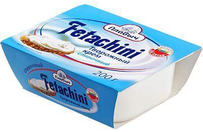 Крем творожный Fetachini 18% жир., 200г