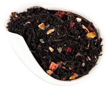 Чай черный Клубника–Апельсин 100г
