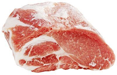 Шейка свиная охлажденная 850г
