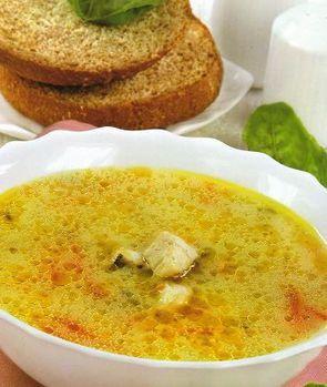 Суп рыбный по-баденски