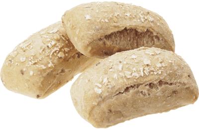 Хлеб злаковый мини замороженный 45г*10шт