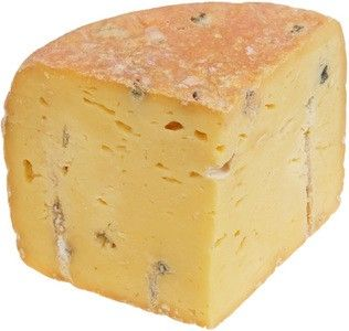 Сыр Голубой деликатес с голубой плесенью 50-60% жир., ~130г