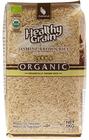 Рис Жасмин коричневый органический 1кг