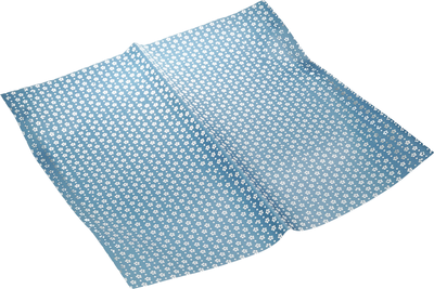 Пленка для упаковки букетов Синяя