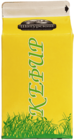 Кефир нежирный 1% жир., 500г