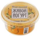 Йогурт живой груша-злаки 2,5% жир., 150г